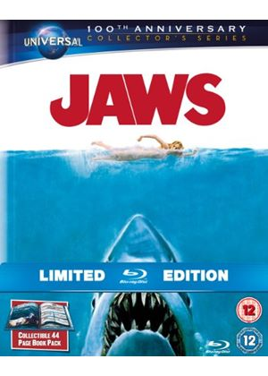 Jaws - Limited Edition Digibook (Blu-ray)