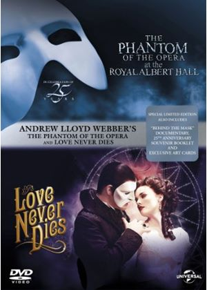 Phantom Of The Opera / Love Never Dies