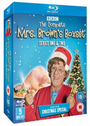 Mrs Brown's Boys - Complete Box Set (Blu-Ray)