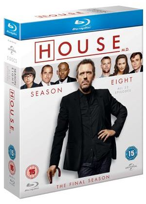 House - Season 8 (Blu-Ray)