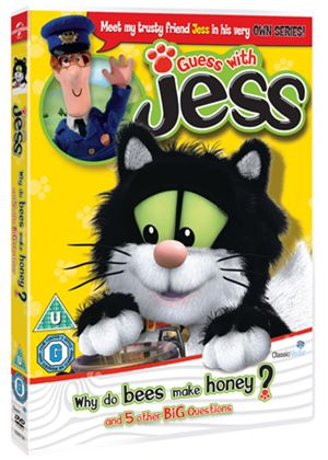 Guess With Jess - Why Do Bees Make Honey?