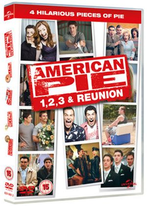 American Pie / American Pie 2 / American Pie - The Wedding / American Pie Reunion