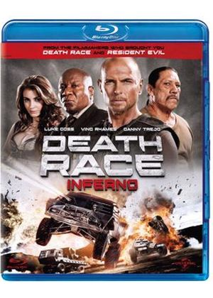 Death Race Inferno (Blu-Ray)