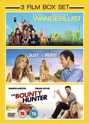 Just Go With It / Wanderlust / The Bounty Hunter