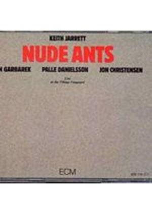 Keith Jarrett - Nude Ants (Music CD)