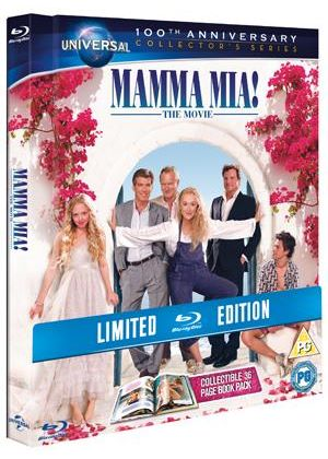 Mamma Mia! - Limited Edition Digibook (Blu-ray)