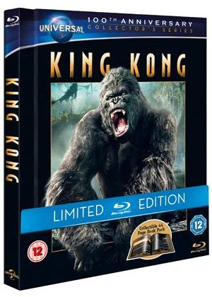 King Kong - Limited Edition Digibook (Blu-ray)