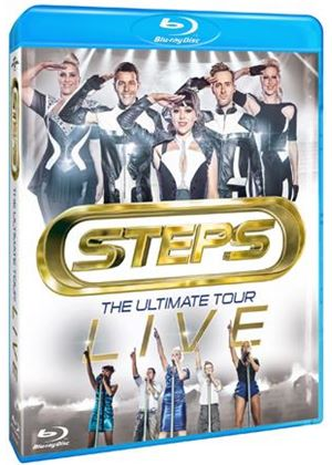 Steps - The Ultimate Tour Live (Blu-Ray)