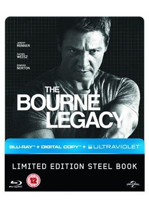 The Bourne Legacy - Limited Edition Steelbook (Blu-ray + Digital Copy + UltraViolet Copy)