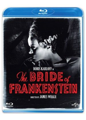 Bride Of Frankenstein (Blu-Ray)
