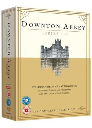 Downton Abbey - Series 1-3 / Christmas at Downton Abbey 2011