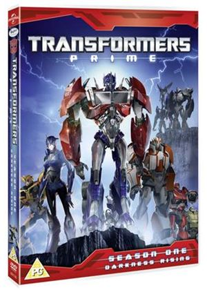 Transformers Prime - Darkness Rising - Series 1