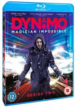 Dynamo: Magician Impossible: Series 2 (Blu-Ray)