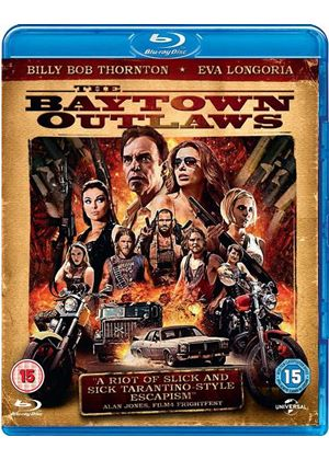 Baytown Outlaws (Blu-Ray)