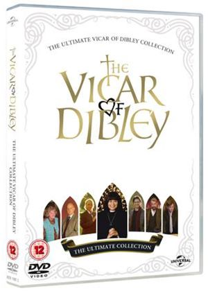 The Vicar of Dibley: Ultimate Collection