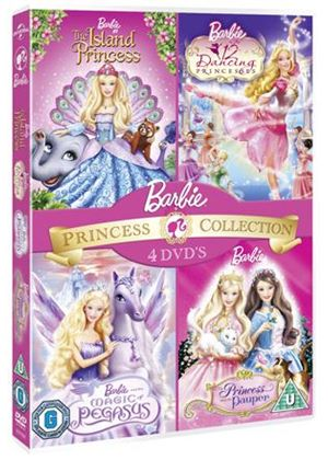 Barbie: Princess Collection