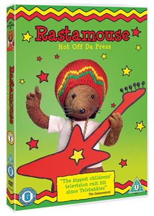 Rastamouse - Hot Off Da Press