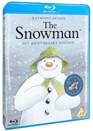 The Snowman - 30th Anniversary Edition (Blu-Ray)