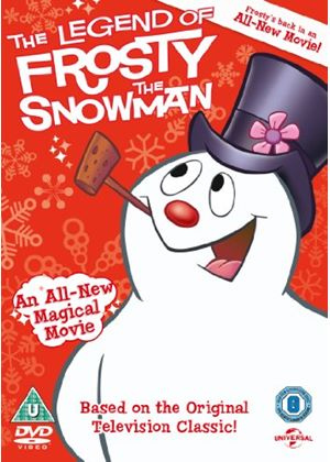 The Legend of Frost The Snowman
