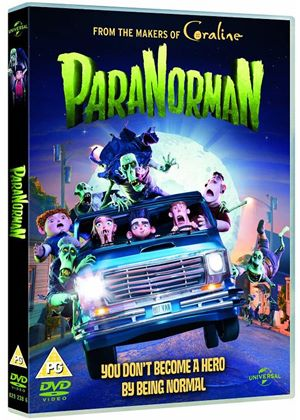 ParaNorman (DVD + Digital Copy + UltraViolet Copy)