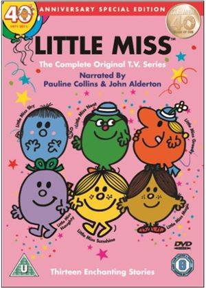 Little Miss - The Complete Original Series (Animated)