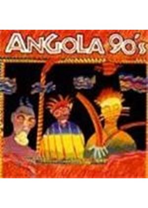 Various Artists - Angola 90's