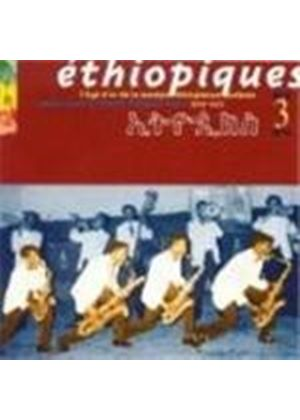 Various Artists - Ethiopiques Vol.3 (Golden Years Of Modern Ethiopian Music 1969-1975)
