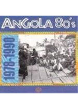 Various Artists - Angola 80's