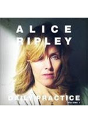 Alice Ripley - Daily Practice Vol.1 (Music CD)