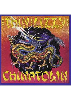 Thin Lizzy - Chinatown (Music CD)