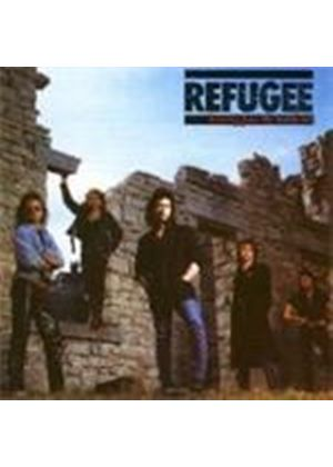 Refugee - Burning From The Inside Out (Music CD)