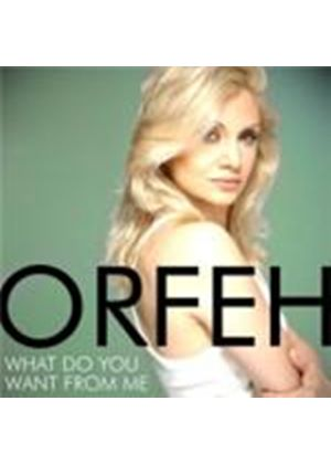 Orfeh - Look At Me Now (Music CD)