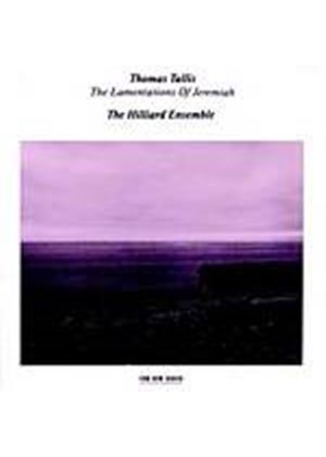 Tallis Scholars - Lamentations Of... (Music CD)