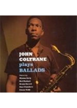 John Coltrane - John Coltrane Plays Ballads (Music CD)
