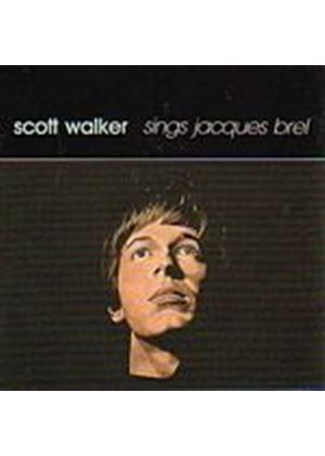 Scott Walker - Sings Jacques Brel (Music CD)