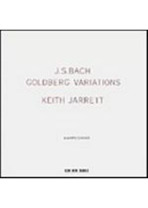Johann Sebastian Bach - Goldberg Variations - Jarrett (Music CD)