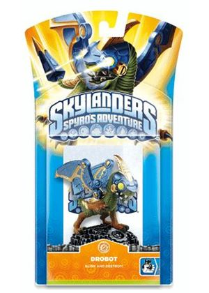 Skylanders: Spyro's Adventure - Character Pack - Drobot (Wii/PS3/Xbox 360/PC/DS)