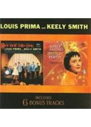 Louis Prima & Keely Smith - Hey Boy Hey Girl/Swinging Pretty (Music CD)