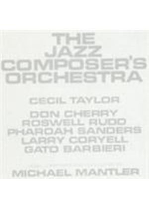 Jazz Composer's Orchestra (The) - Communications (Music CD)