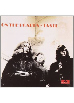 Taste - On The Boards (Music CD)