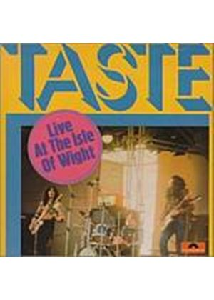 Taste - Live At The Isle Of Wight (Music CD)