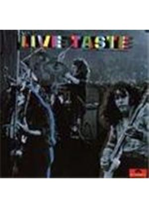 Taste - Live Taste (Live At The Montreux Casino)