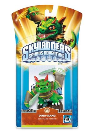 Skylanders: Spyro's Adventure - Character Pack - Dino-Rang (Wii/PS3/Xbox 360/PC/DS)