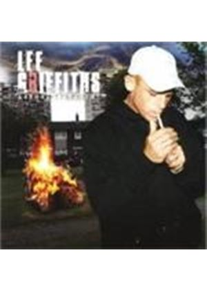 Lee Griffiths - ArmcHair Anarchy (Music CD)
