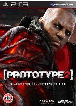 Prototype 2 - Collector's Edition (PS3)