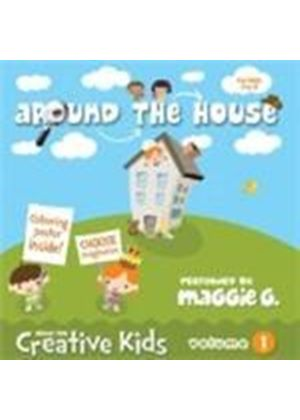 Maggie G. - Around The House (Music CD)