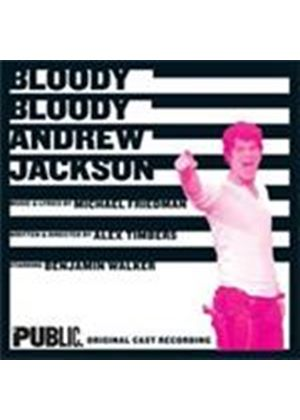 Various Artists - Bloody Bloody Andrew Jackson (Music CD)