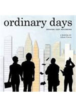 Various Artists - Ordinary Days (Music CD)