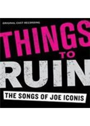 Various Artists - Things To Ruin (Music CD)