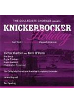 Collegiate Chorale - Knickerbocker Holiday (Original Soundtrack) (Music CD)